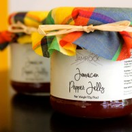 JAMROCK Jamaican Pepper Jelly