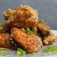 Jamaican Honey-Jerk Chicken Wings
