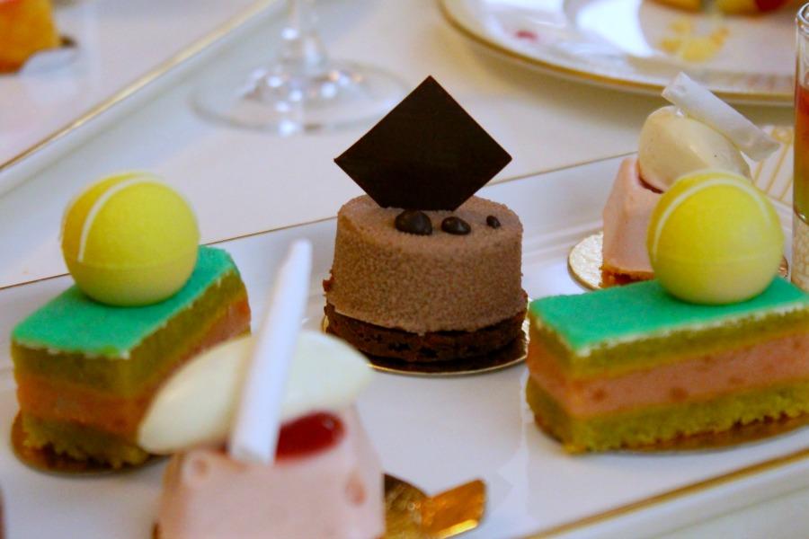 Desserts at Afternoon Tea