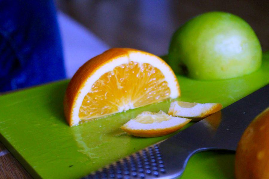 Orange for Pimms