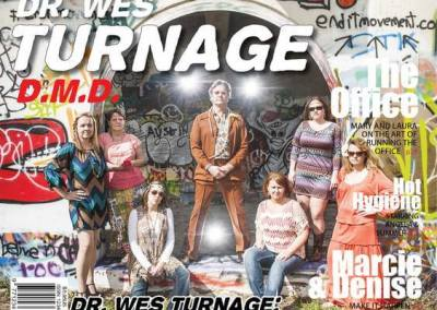 Dr. Wes Turnage D.M.D Staff Advertisement