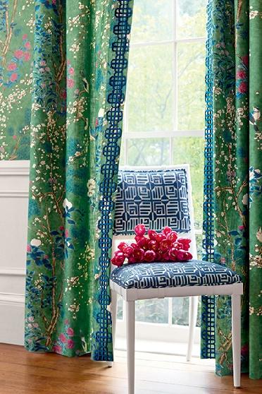 Black And White Geometric Wallpaper Custom Wallpaper Amp Fabric Fine Furniture About Thibaut