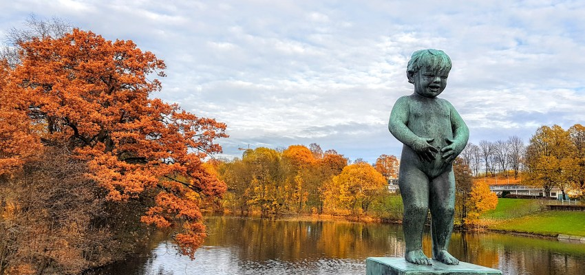Vigeland Park Oslo: a beautiful stroll in the heart of the city