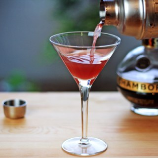 Cocktail Hour – French Martini