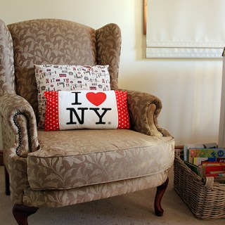 New Cushion Covers for the World Traveller