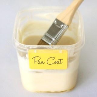 Pan Coat Cake Release – my Baking Secret