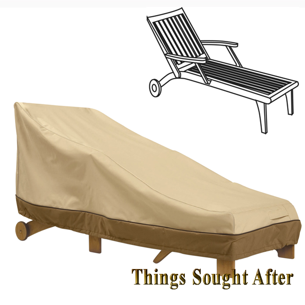 Cover For Patio Chaise Lounge Chair Outdoor Furniture