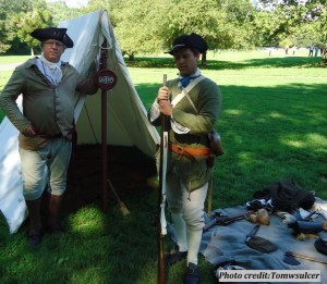 Washington Crossing NJ State Park Reenactors - Things to Do In New Jersey