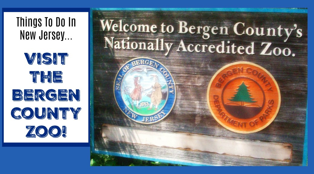 visit the bergen county zoo