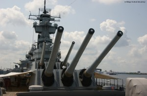 Battleship New Jersey - View from the Forecastle | Things to Do In New Jersey
