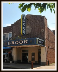 Historic Brook Theater - Bound Brook, NJ | Things to Do In New Jersey | #newjersey #boundbrook #history #theaters #historic sites