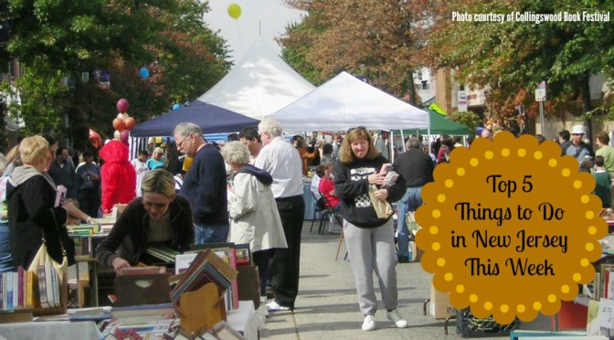Collingswood Book Festival | Things To Do In New Jersey | #Collingswood #nj #newjersey #thingstodo #festivals #books #fall