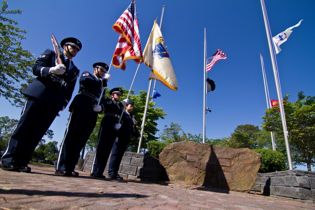 Memorial Day 2017 - Parades and Ceremonies in Mercer County, New Jersey