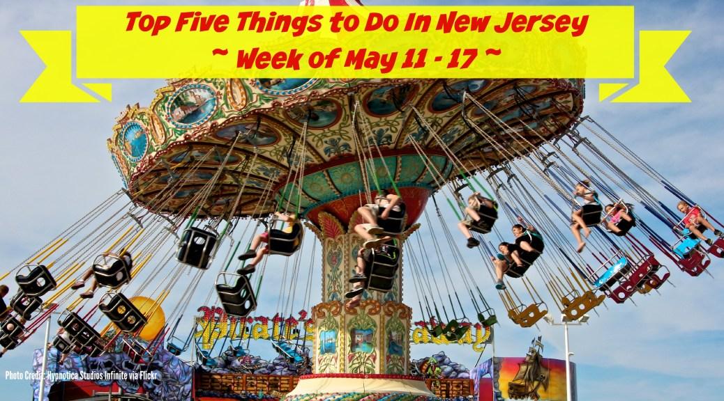 top five things may 11