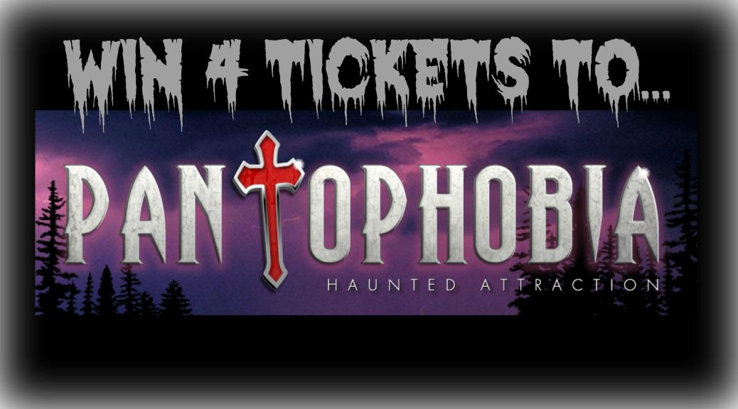Win Tickets To Pantophobia - New Jersey's newest haunted attraction - located at DePiero's Farm in Montvale.