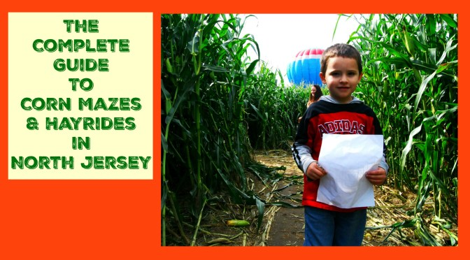 The Complete Guide To North Jersey Corn Mazes Hayrides And Fall