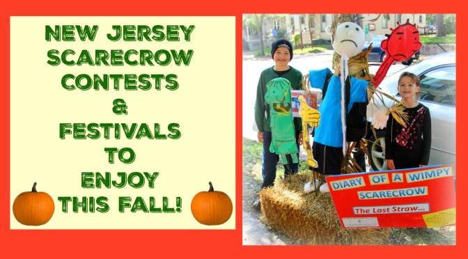 NJ Scarecrow Contests and Festivals to Enjoy this Fall