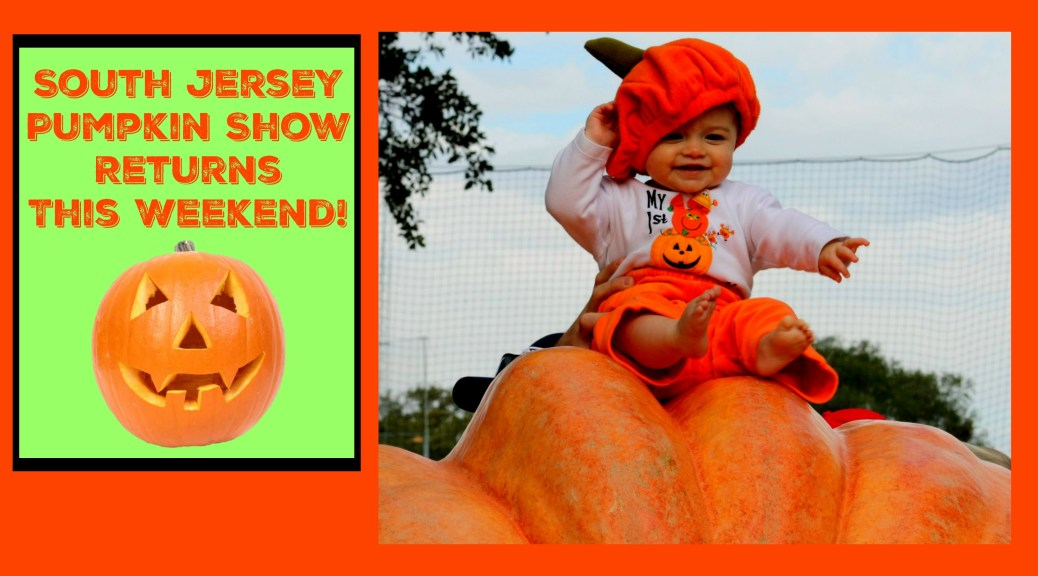 The 2016 South Jersey Pumpkin Show returns to Salem County this weekend featuring family fun for everyone! | find out more at www.thingstodonewjersey.com | south jersey pumpkin festival | pumpkin festivals in nj | woodstown pumpkin show | salem county pumpkin show nj