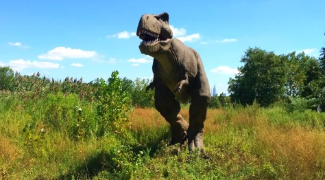 Travel back in time to a Jurassic world at New Jersey's Field Station: Dinosaurs! | nj dinosaur park | new jersey dinosaur park | dinosaur theme park in nj | dinosaur theme park in new jersey