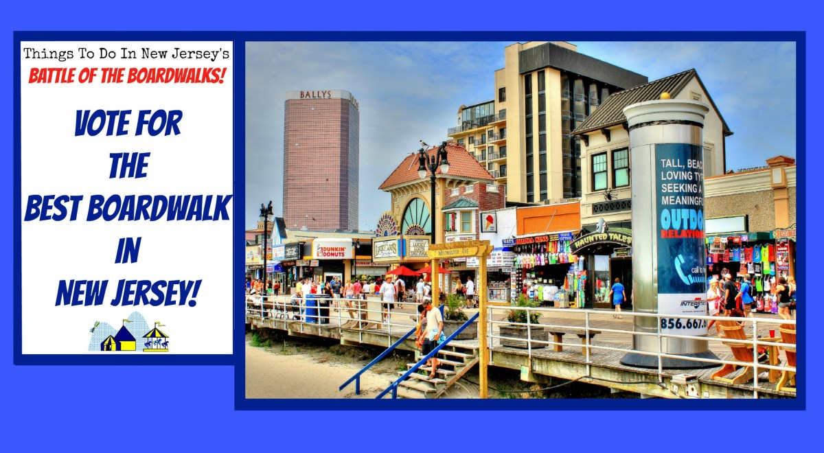 Vote For the Best Boardwalk In New Jersey!
