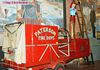 The Paterson Museum | things to do in paterson nj | things to do in passaic county nj | things to do in nj | things to do in new jersey | nj museums | new jersey museums | visit the paterson museum | free museums in nj | fire engine Paterson NJ | fire truck Paterson NJ