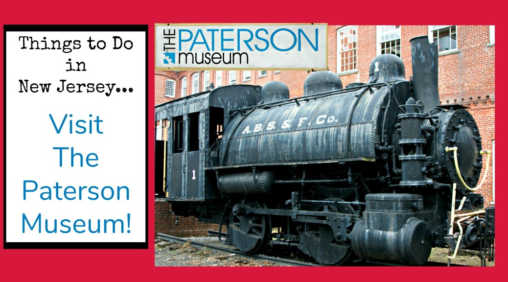 The Paterson Museum | things to do in paterson nj | things to do in passaic county nj | things to do in nj | things to do in new jersey | nj museums | new jersey museums | visit the paterson museum | free museums in nj | fire engine Paterson NJ | history of paterson nj