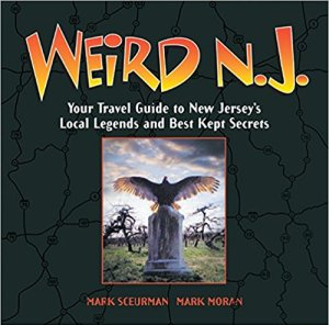 weird NJ book | nj cyber monday deals | new jersey cyber monday deals