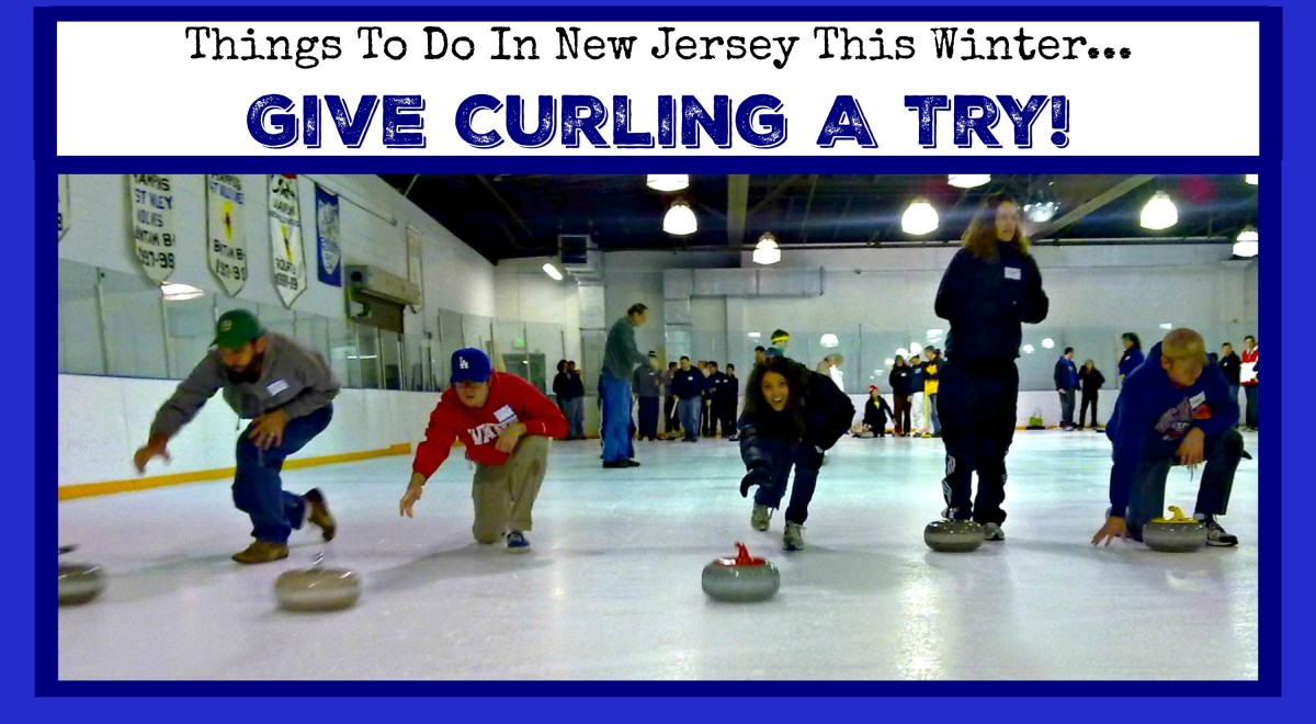 Curling in New Jersey - Where To Give It A Try!
