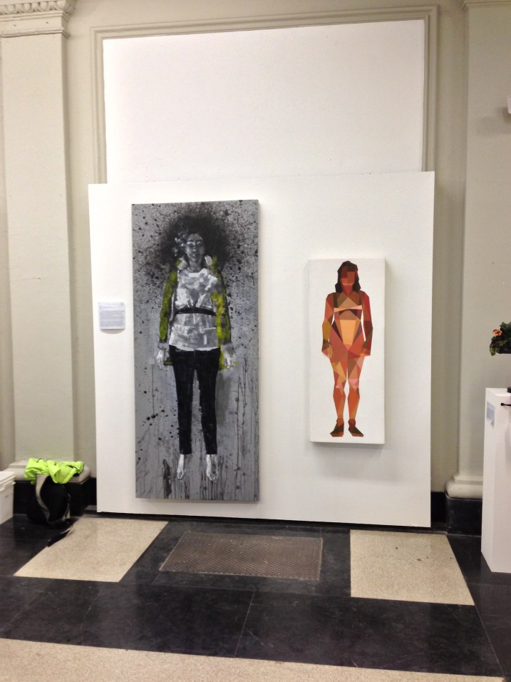 Cease and Knell shown at the Sustain/Able show at MassArt, 2012