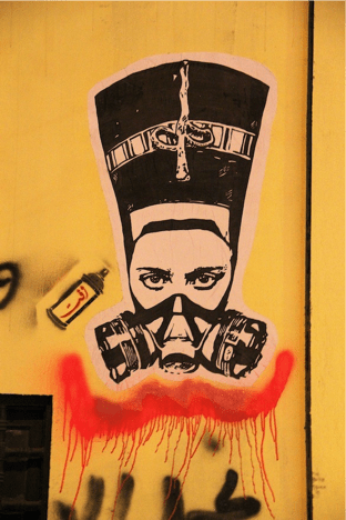 """Nefertiti"" El Zeft Cairo, 2012"