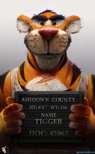tigger_by_danluvisiart