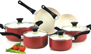 Ceramic Cookware Review - Cook N Home NC-00359