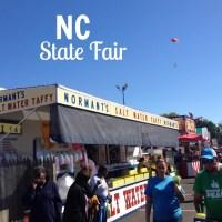 A Food Tour of the North Carolina State Fair