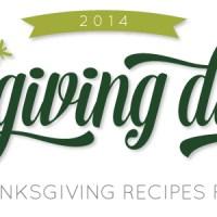 Blogsgiving Progressive Dinner Part 1