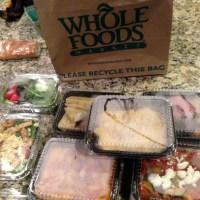 Whole Foods Weekday Takeaway: Week 2