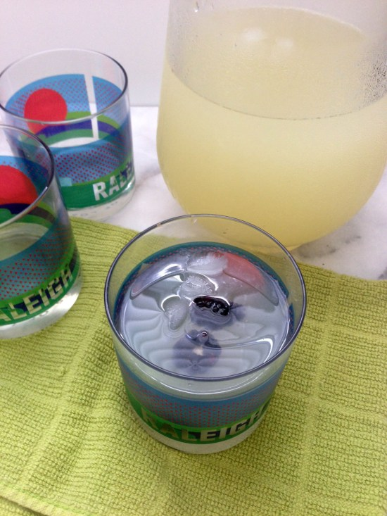 3-ingredient margaritas