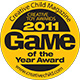 Creative Child Magazine Game of the Year Award
