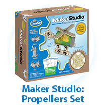 Maker Studio: Propellers Set