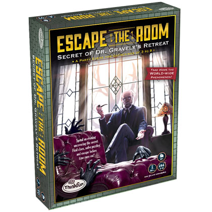 Escape The Room Gravely's Retreat