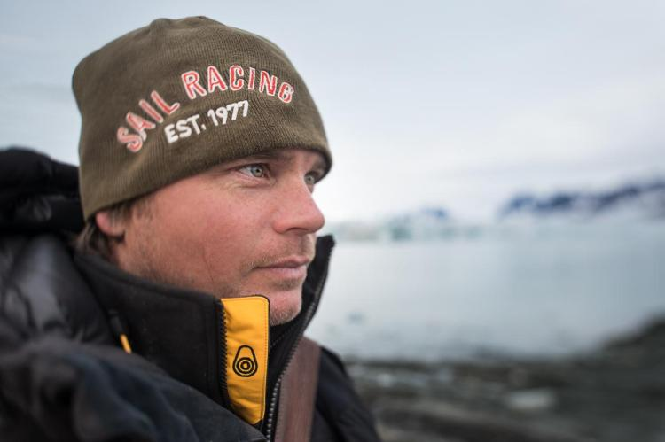 Martin Enckell is working as an Expedition Leader in the Polar Regions.