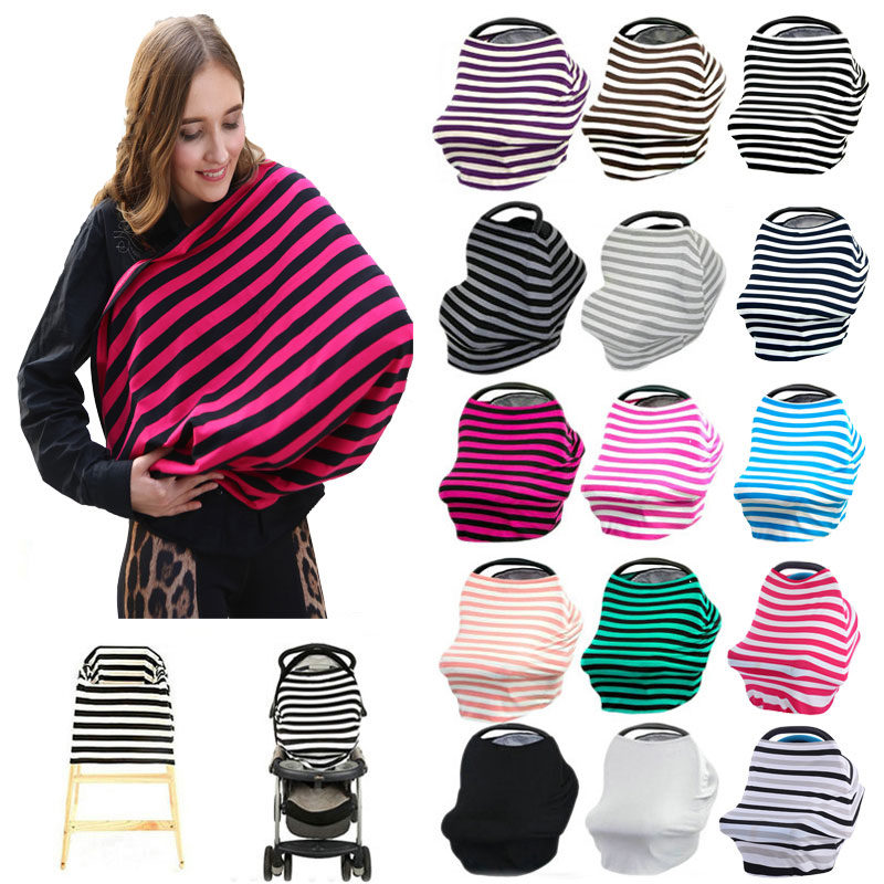 Baby Car Seat Canopy Nursing Cover for Breast Feeding - nursing cover
