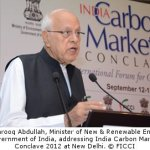 India Carbon Market Conclave 2012 Organized by FICCI