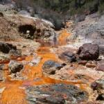 Acid Mine Drainage Reduces Radioactivity in Fracking Waste