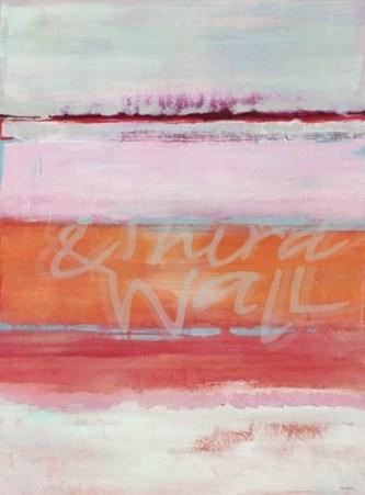 "OMAR-171, ""Persimmon Jump"", by Jill Martin"