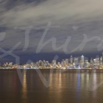 photography seattle skyline city urban night washington