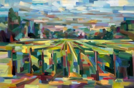 """A Familiar Vista"" by Brooke Borcherding"