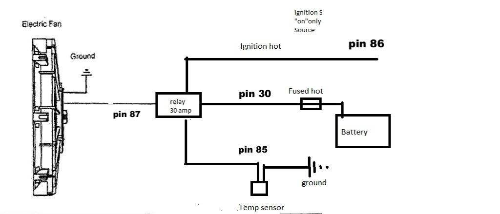 adjustable temp control relay wiring diagrams