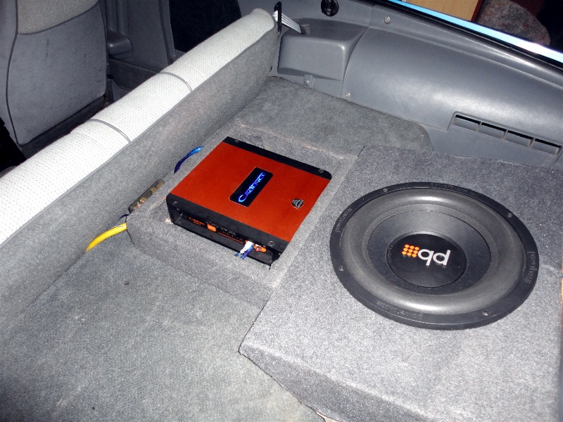 Sounds Best In Third Gensealed Or Ported Third