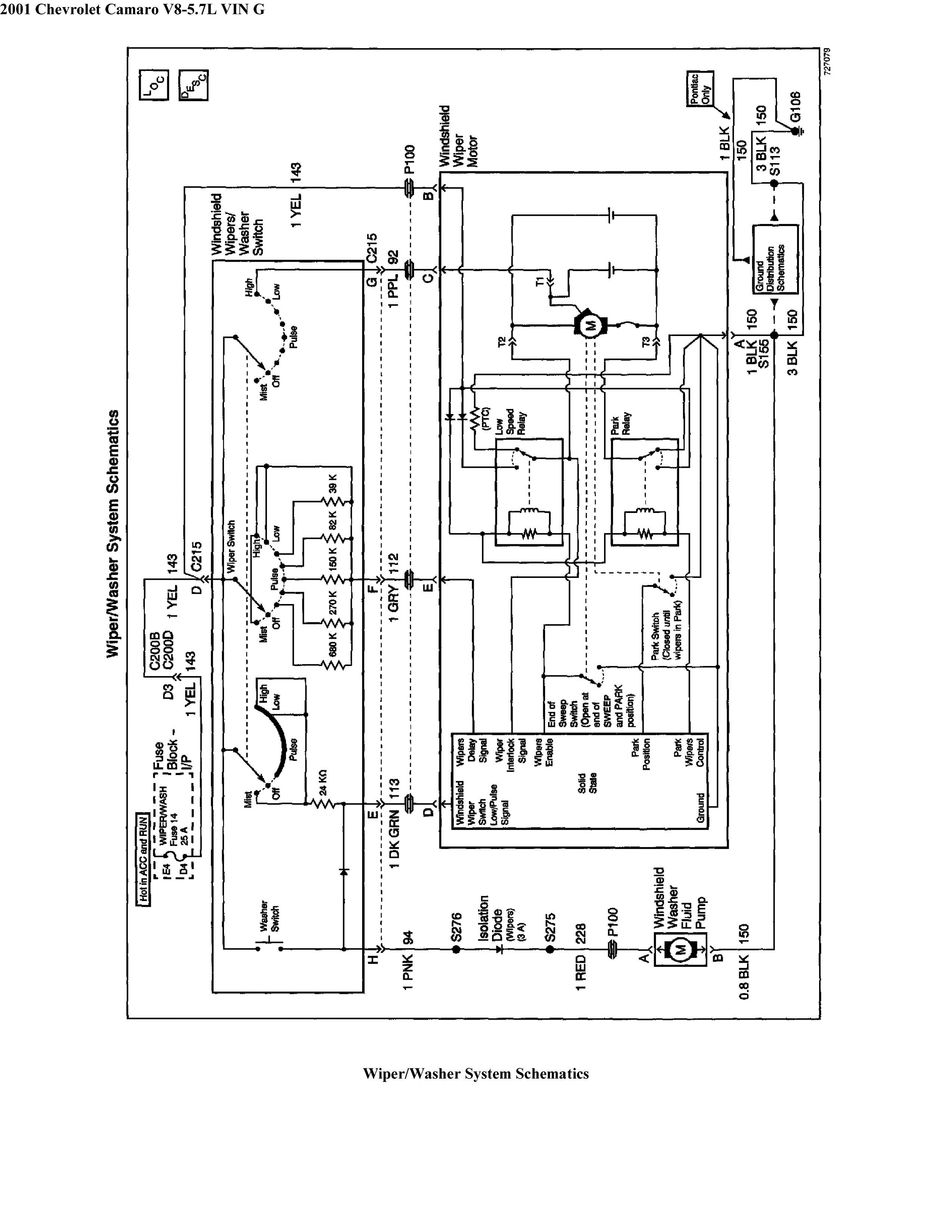 corvette wiper motor wiring diagram on 1982 corvette wiring diagram