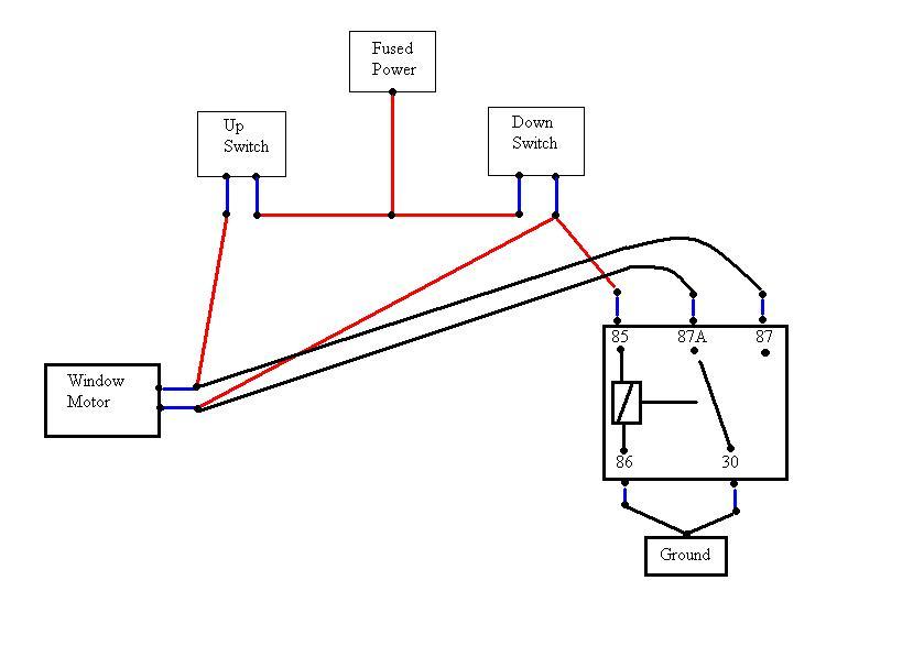 Wiring custom window switches - Third Generation F-Body Message Boards